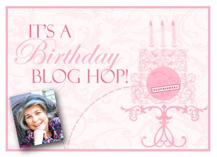 Birthday Blog Hop - Jan